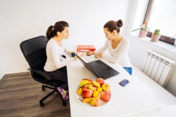 Indywidualne konsultacje z dietetykiem